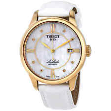 Tissot Le Locle Automatic Diamond MOP Dial Ladies Watch T41.5.453.86