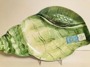 Sigrid Olsen Melamine Sea Life Dinnerware Plates, Bowls, Platters U Pick Set NEW