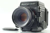 【NEAR MINT+++】 MAMIYA RB67 Pro S Sekor C 127mm F3.8 Lens 120 Film Back JAPAN