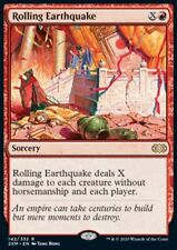 Magic the Gathering MTG Rolling Earthquake Double Masters   NM