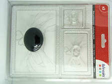 3 Supports Transparent Clear Stamp Tampons Bloc Artemio Scrapbooking Carterie