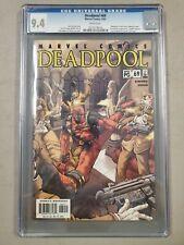 Marvel Comics 2002 Deadpool #69 CGC Universal Graded 9.4