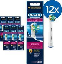Oral-B Opzetborstels Floss Action 6 X 2 = 12 stuks