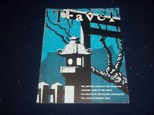 1937 JULY TRAVEL MAGAZINE - JAPANESE SCENE - II 1881