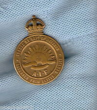 #D70. WWI  RETURNED FROM ACTIVE SERVICE BADGE #65669