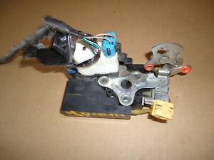 2003-2006 CADILLAC ESCALADE FRONT RIGHT PASSENGER SIDE DOOR LOCK LATCH ACTUATOR