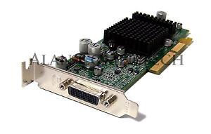 HP ATi Fire GL T2 64MB AGP Low Profile Card 339190-001 Short Bracket Graphics Ca