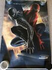 SPIDER-MAN 3 ORIGINAL ADVANCE S/S INT. ONE-SHEET UV COATED & EMBOSSED - NEW!!