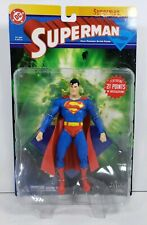 DC Direct Superman Series Superman Action Figure 21-Point Articulated - MOC
