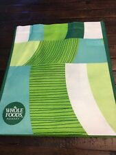 Whole Foods Reusable Bags Shopping Bag. Large Kangaroo Bag. Summer Bag