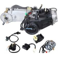 150CC GY6 Scooter ATV Go Kart Engine Motor Complete Carburetor CVT Auto Carb