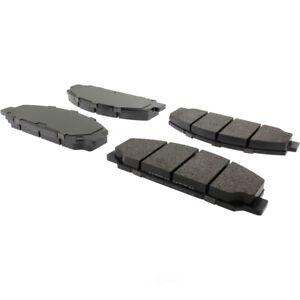 Front Brake Pad Set For Isuzu NQR NPR NRR W5500 Tiltmaster Forward HD GQ49Q6
