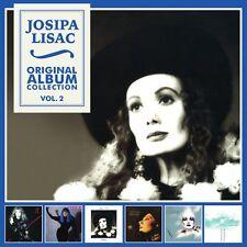 Josipa Lisac - Original Album Collection, vol 2.,  6 CD Set, Croatia