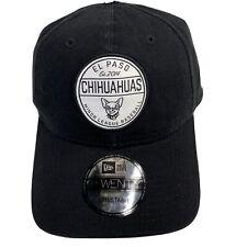 El Paso Chihuahuas New Era 9Twenty Adjustable Hat Minor League Baseball