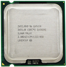 Intel Core 2 Extreme QX9650 3 GHz Quad-Core 12M 1333 Processor SLAN3 Socket775