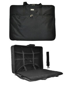 Black Tutto Embroidery Project Extra Large Bag