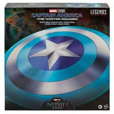 Marvel The Winter Soldier Scudo Captain America Stealth Shield Life Size Hasbro