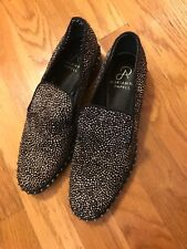 09fbf675d16 New ListingNEW ADRIANNA PAPELL PRINCE LEATHER LOAFERS OXFORDS SHOES 6 M   169 STUDS