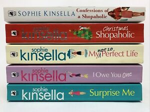 Kinsella Sophie  5 Book Collection