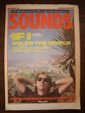 SOUNDS 1985 MAY 18 KNOPFLER MEAT LOAF DIRE STRAITS
