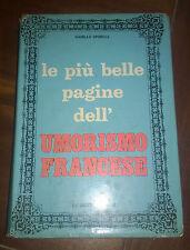 """Libri/Riviste/Giornali""""LE PIU' BELLE PAGINE DELL'UMORISMO FRANCESE""""Spinelli"""