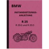 BMW R 25 25/2 25/3 Reparaturanleitung Werkstatthandbuch Repair Manual R25 R25/2