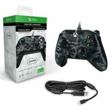 PDP Stealth Series Wired Controller - Black Camo
