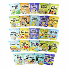 Biff, Chip and Kipper Stage 1 Read with Oxford 24 Book Collection (2020, Paperback)