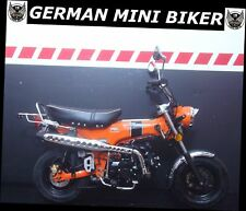 SKYTEAM SKYMAX 125-6 CLUB-S INJEKTION EURO 4 de LUXE ORANGE MODELL 2019