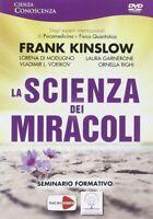 La Scienza dei Miracoli DVD Frank Kinslow Di Modugno Garnerone Voeikov Righi
