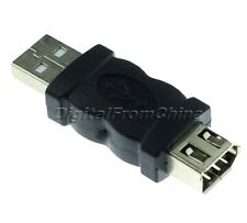 Pro Firewire IEEE 1394 6 Pin F to USB 1.1 2.0 M F/M Connector Adaptor Convertor