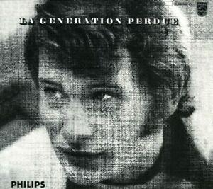 "JOHNNY HALLYDAY "" LA GENERATION PERDUE "" DIGIPACK 2000  BON ETAT"