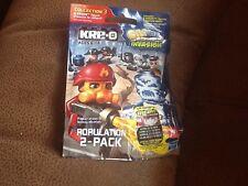 Kre-O Cityville Invasion Series 3 Population 2 Packs x5