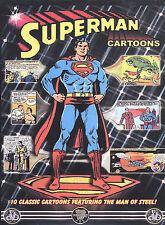 "Superman 10 Classic Cartoons (DVD) ""The Arctic Giant"", ""Volcano"", & More! *Disc*"