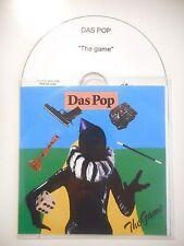 DAS POP : THE GAME ♦ CD ALBUM PORT GRATUIT ♦