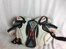 Warrior Burn Small Lacrosse Shoulder Pads