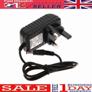 500mA 4.5V 1A Switching UK Power Supply Plug Adapter AC 100V-240V DC 5.5 x 2.1mm