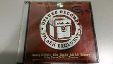 Deluxe Records-Splash Exclusive (Samy Deluxe illo Blade Ali as Emory)