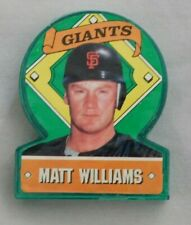 Matt Williams San Francisco Giants Candy Container