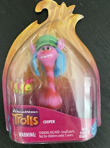 Trolls Movie  Cooper Mini Figure Hasbro DreamWorks New In Package