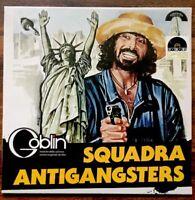 Goblin - Squadra Anitgangsters OST LP [Vinyl New] Limited Yellow Vinyl RSD