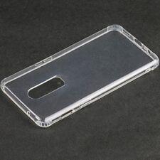 Für OnePlus 6 Silikoncase TPU Schutz Transparent Tasche Hülle Cover Etui Zubehör
