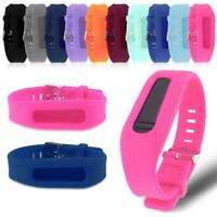 Buckle Hot New Silicon Strap Band Wristband Replacement Bracelet For FITBIT ONE