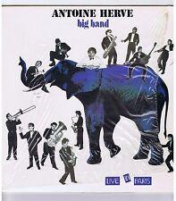 LP ANTOINE HERVE BIG BAND LIVE IN PARIS
