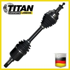 For Ford Focus Ii Cmax C-Max 2.0 Tdci Left Near Drive Shaft CV Joint