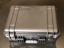 New in Box Pelican 1520 Case with Foam (Black)  larger then 1500