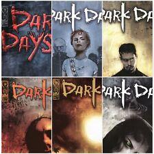 Dark Days #1-6 Complete Set Comic Book Mini Series IDW Publishing 2003