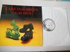 LP Reggae B.B. Seaton-Dancing Shoes (12) canzone Virgin/Soul Syndicate nastro