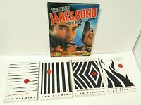 007 books by Ian Fleming James Bond books james Bond movie book 007 lot