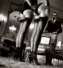 """HELMUT BY JUNE - Rare HBO DVD, Helmut Newton -Sealed """"The King of Kink"""" ~ Erotic"""